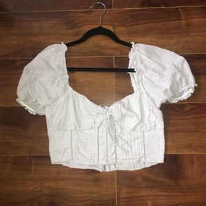 Lovers + Friends Cropped Top